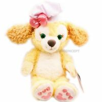 "Authentic Hong Kong Disney exclusive Cookie Friend of Duffy 17"" Plush Toy"