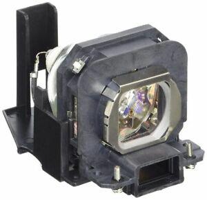 PROJECTOR LAMP/GLOBE w/HOUSING+BULB ET-LAX100 Compat PANASONIC PT-AX100E/AX200E