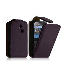 Housse coque étui pour Samsung Chat 335 S3350 Couleur Violet Foncé