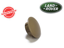 L2 Land Rover D2 Front Seat Arm Rest Cap Finisher Bahama Beige HJI100020SUC