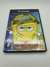 CASE ONLY - SpongeBob SquarePants: The Battle for Bikini Bottom - GameCube