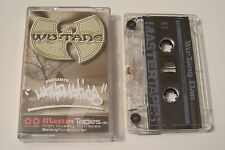 Wu-Tang Clan presents Mathematics TAPE/cassetta (mastertapes) Method Man GZA