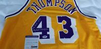 Mychael Thompson Autographed Signed Los Angeles Lakers Jersey  PSA/DNA COA