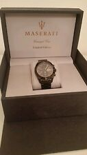 MASERATI Concept Car Alfieri Limited 286 of 300 watch Uhr orologio Valjoux 7750