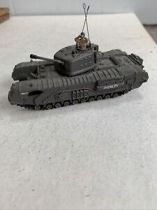 Unimax Forces of Valor 1:72 WWII UK Churchill Mark IV Chorley Tank 1944 Used