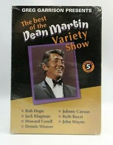 The Best of the Dean Martin Variety Show (DVD, Vol 5)