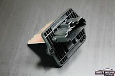 2003 MAZDA PROTEGE MANUAL 2.0L AC A/C HEATER BLOWER MOTOR CORE RESISTOR OEM 03