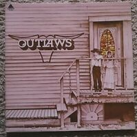 The Outlaws - Outlaws (Self-Titled Debut) 1975 Arista – AL 4042 EX