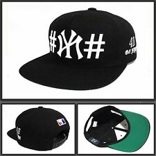 40 OZ  Been Trill Van NYC 100% Authentic  Snapback hat cap black color