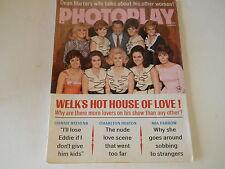 Julie Andrews, Barbara Parkins, Efrem Zimbalist Jr. - Photoplay Magazine 1969