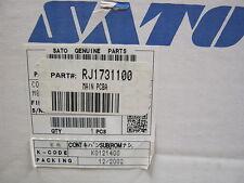 RJ1731100 QTY 1 SATO NEW MAIN PCBA M8490S M8485S M8460S ORIGINAL FACT BOX