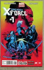Uncanny X-Force #1-2013 nm- X-Men Marvel NOW