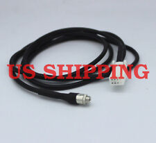 AUX Dash auxiliary Mounting Cable 3.5mm Female For 07-10 Suzuki SX4 Grand Vitara