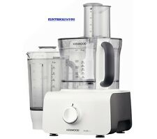 KENWOOD fdp613wh MULTIPRO Food Processor-White, 1000W