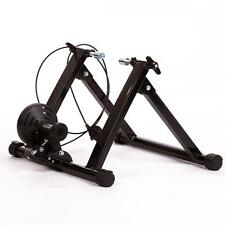 New Indoor Magnetic Bicycle Bike Trainer Exercise Stand 5 levels of Resistance +
