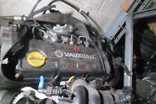 VAUXHALL ASTRA / CORSA 1.7 DTI BARE ENGINE