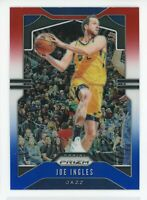 2019-20 Joe Ingles Panini Prizm Red White Blue #173