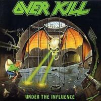 Overkill : Under the Influence CD (2003) ***NEW*** FREE Shipping, Save £s