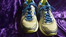 READ FIRST, SIZE 8?! BROOKS GTS 15 ADRENALINE WOMEN'S SIZE 9 SHOES SNEAKERS Grey