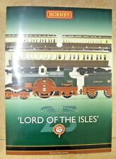 Hornby R2560 Lord of The Isles 3 Short Clerestory Coaches Ltd. Edn. MINT Boxed