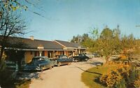 Postcard Orchard Hill Motel in Nashville, Indiana~125918