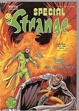 COMICS : SPECIAL STRANGE n° 19 marvel lug 10 mars 1980