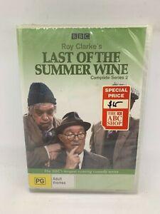 Last Of The Summer Wine : Series 2 (DVD, 2006, 2-Disc Set) vgc t95