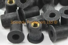 Rubber Well Nuts Wellnuts for Fairing & Screen 10 Pack of m5 Honda 90111-KW3-003