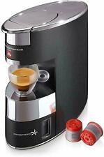 illy X9 Iperespresso Kapselmaschine Espressomaschine Schwarz 1200 W + 14 Kapseln