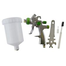 LVLP Gravity Feed Air Spray Paint Gun With 1.4mm Nozzle 600ml Cup Capacity