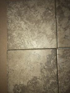 "Del Conca 8 Roman Noce Through-Body Porcelain Tiles 6""x6"" G1RS19 235897 ITALY"