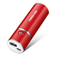 Untra Slim 5000mAh Quick Power Bank Portable External Phone USB Battery Charger