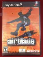 Airblade (2002) SONY PlayStation 2 PS2 NEW & Factory SEALED!