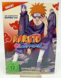 Naruto Shippuden - Box 7+8 (2012) DVD