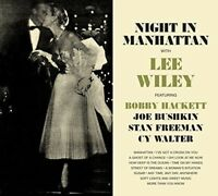 Lee Wiley - Night In Manhattan / Sings Vincent Youman's & Irvin Berlin [New CD]