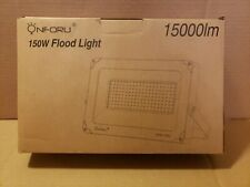 Onforu 150W LED Flood Light, 15,000lm 5000K Daylight White, IP66 Waterproof