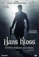 HANS KLOSS - Stawka wieksza niz smierc - DVD+Buch - Polen,Polnisch,Polska,Poland