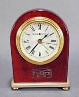 Vintage Howard Miller Desk Alarm Clock Model 613487