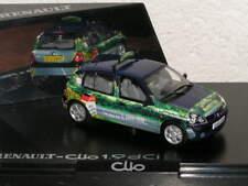 RENAULT CLIO AUTO ECOLE NOREV 1/43