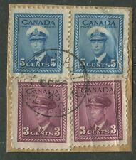 "CANADIAN MILITARY POST OFFICE CANCEL ""VANCOUVER B.C. - M.P.O. 1119"""