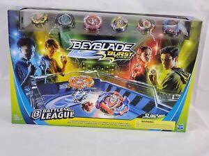 New Beyblade Burst Turbo Championship Clash Battle Set - E8566