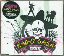 Electric Six - Radio Gaga/Gay Bar 2 Tracks Cd Perfetto