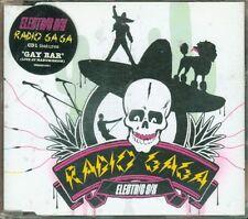 Electric Six - Radio Gaga/Gay Bar 2 Tracks Cd Perfetto