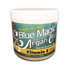 Blue Magic Argan Oil Vitamin E Leave In Conditioner 390g
