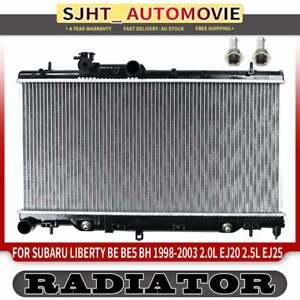 Radiator for Subaru Liberty BE BE BH 2.0L 2.5L 1998-2003 Auto / Manual Trans.