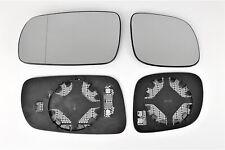 Spiegelglas rechts + links SKODA Octavia bis 2004 Fabia bis 2005 Superb bis 2006