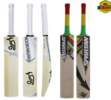 2 bats Deal Cricket Bat KooKaburra GHOST + Spartan CG Full size SH Nokd