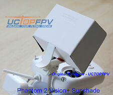 White Sun Hood Sun Shade for DJI Phantom All Models Inspire FPV Quick Release