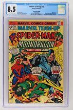 Marvel Team-Up #44 - Marvel 1976 CGC 8.5 Moondragon - 30 Cent Variant!
