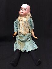 Antique Signed Armand Marseille Florodora Bisque Doll in Original Clothes